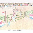 """Not my first rodeo"" by inventor"