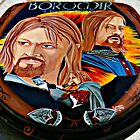 Boromir toilet seat, by Shannon Oglesby by Scott Mitchell