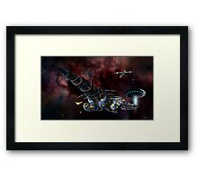 Graffiti Prime Framed Print