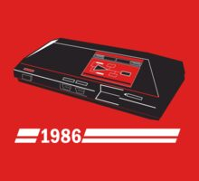History of Gaming - Master System by emonegarand