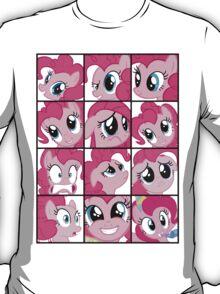 Emotions of Pinkie Pie T-Shirt