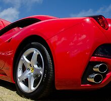 Ferrari by Matho76