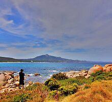 Rocky Shoreline by georgieboy98