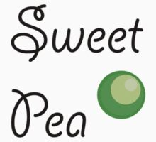 Sweet Pea by Jorgina Small