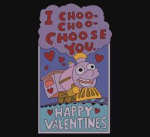 The Simpsons: I choo choo choose you by dutyfreak