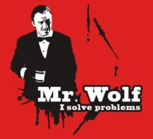 Mr. Wolf by dutyfreak