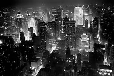 Sleepless In Manhattan by billyboy