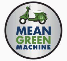 Mean Green Machine by nazarcruce