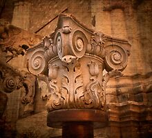 Composite capital by terezadelpilar~ art & architecture