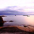 eastcoast sunrise. bicheno, tasmania by tim buckley | bodhiimages