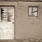 Taos Pueblo by Briar Richard