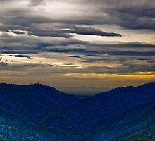 Dorrigo Sunset by tunna