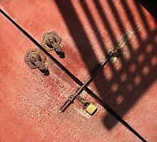 Red Door 2 by Maud Melort