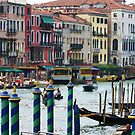 "Venice's Grand Canal by Christine ""Xine"" Segalas"