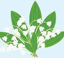 Lily of the valley by schtroumpf2510