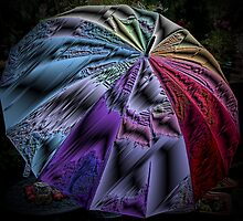 Brolly with Colour,  by AnnDixon