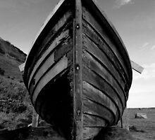 Coble, Port Mulgrave by PaulBradley