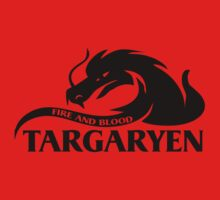 Targaryen alternative version by D4RK0