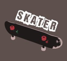 IM A SKATER by illustratorjr