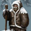 Snow Dwarf by sindresolhaug