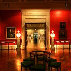 The Stawell Gallery at the State Library of Victoria by Christine Smith