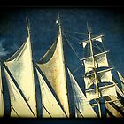 Sails by Richard  Gerhard