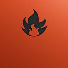 Pokemon - Fire Type iPhone/iPod Case by LynchMob1009