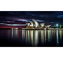 Reflections - Sydney Opera House Photographic Print