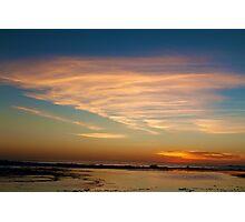 Beach Sunset - Part 3 Photographic Print