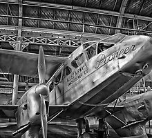 """The de Havilland DH.89 Dragon Rapide"" by Sdayphotography"