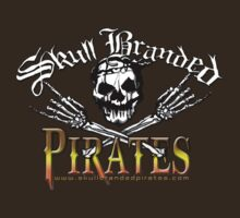 Skull Branded Pirates by fut4pourgh