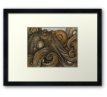The Cephalopod Framed Print