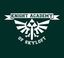 KNIGHT ACADEMY OF SKYLOFT by bomdesignz