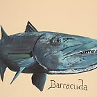 Barracuda in Acrylic by mhm710