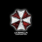 Umbrella Corporation iphone case by Kris Graves