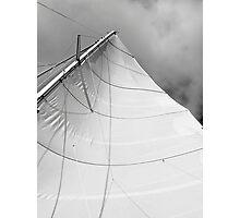 Mainsail Photographic Print