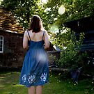 golden afternoon by Bronwen Hyde