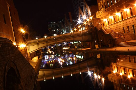 The Glass Canal by yampy