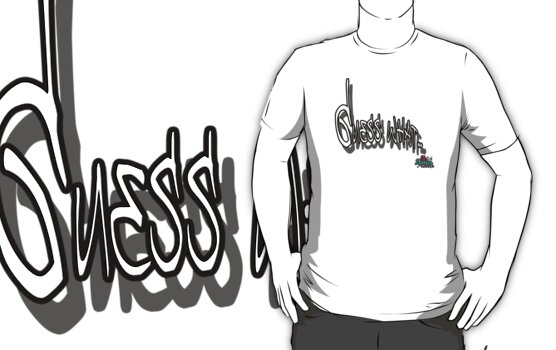 Te Amo Guess What... by TeAmoClothing