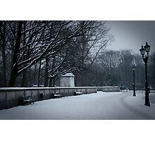 Bleak Midwinter Photographic Print