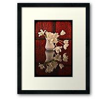 Springy Tulips Framed Print