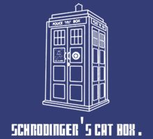 Schrodinger's Tardis by Coattails