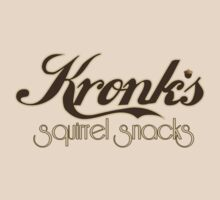 Kronk's squirrel snacks (2) by Benjamin Whealing