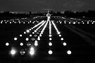 Night Taxiing by Delfino