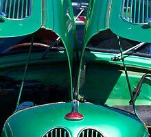 Ford Chrysler by Deborah McGrath