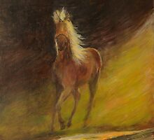 Horse by tanabe
