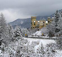 Austria, Seefeld Castle, Tirol by Daidalos