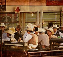 PBR Cowboys by kristijohnson