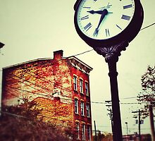 Olde Sycamore Square - Downtown Cincinnati by Alex Baker