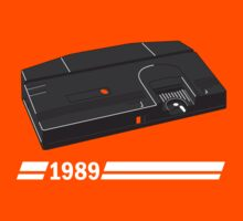 History of Gaming - TurboGrafx-16 by emonegarand